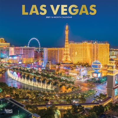 Las Vegas 2021 Square Foil Cover Image