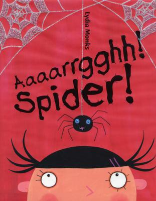 Aaaarrgghh! Spider! Cover