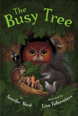 The Busy Tree Cover