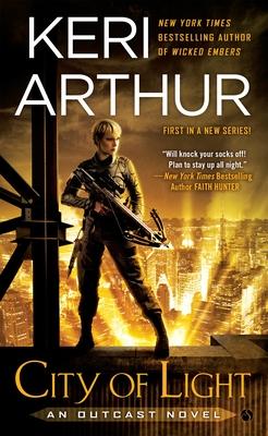 City of Light (An Outcast Novel #1) Cover Image