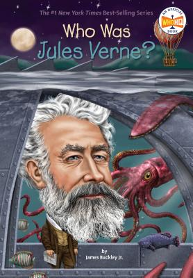 Who Was Jules Verne? (Who Was?) Cover Image