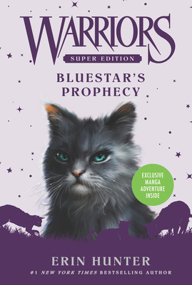 Warriors Super Edition: Bluestar's Prophecy Cover Image