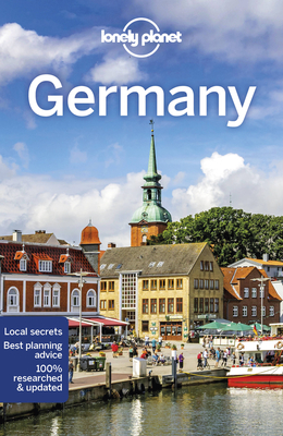 Lonely Planet Germany 10 (Travel Guide) Cover Image