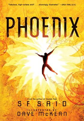 Phoenix by S. F. Said