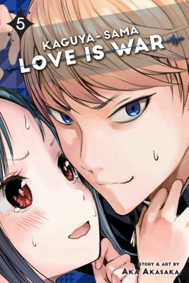 Kaguya-sama: Love Is War, Vol. 5 Cover Image