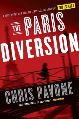 The Paris Diversion: A Novel Cover Image