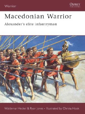 Macedonian Warrior Cover
