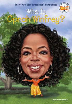 Who Is Oprah Winfrey? (Who Was?) Cover Image