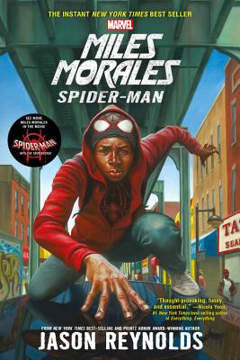 Miles Morales: Spider-Man (A Marvel YA Novel) Cover Image