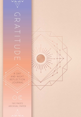 Gratitude: A Day and Night Reflection Journal (90 Days) (Inner World) Cover Image