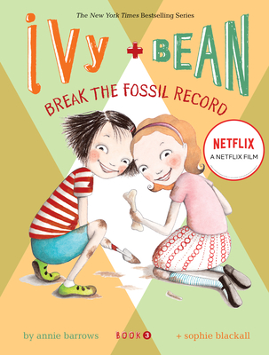 Ivy + Bean - Book 3 (Ivy & Bean) Cover Image