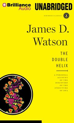 The Double Helix: A Personal Account of the Discovery of the Structure of DNA Cover Image