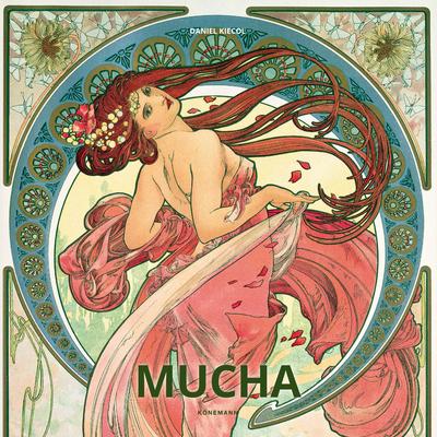 Mucha (Artist Monographs) Cover Image