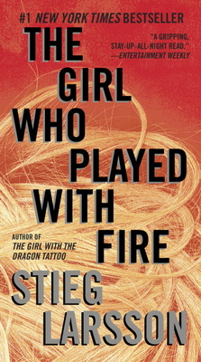 The Girl Who Played with Fire (Millennium Series #2) Cover Image