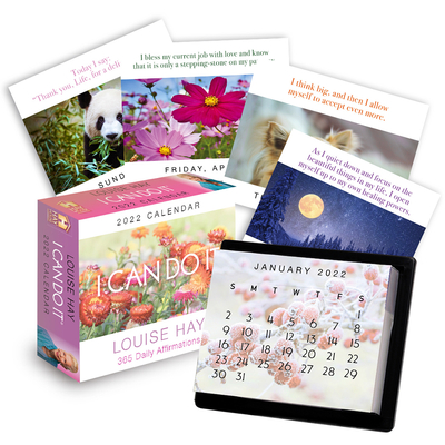 I Can Do It® 2022 Calendar: 365 Daily Affirmations Cover Image