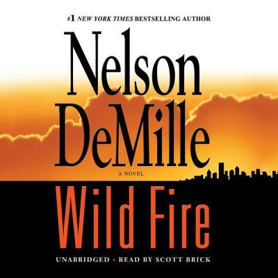 Cover for Wild Fire Lib/E (John Corey #4)