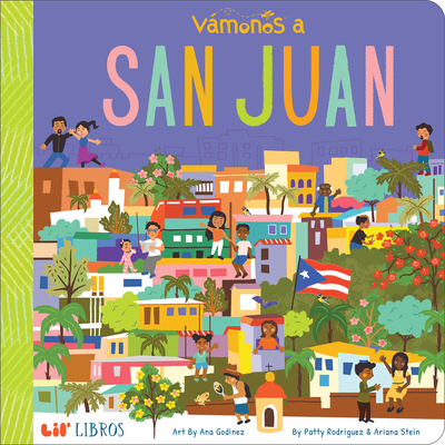 Vámonos: San Juan Cover Image