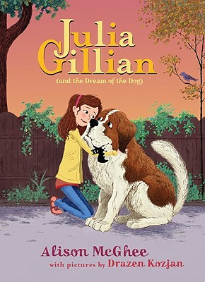Julia Gillian (and the Dream of the Dog) Cover