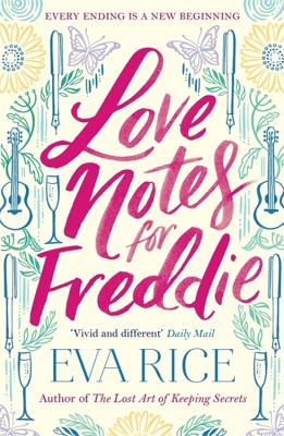 Love Notes for Freddie Cover Image