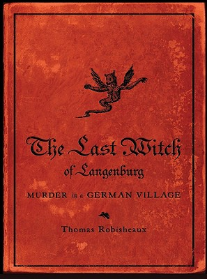 The Last Witch of Langenburg Cover
