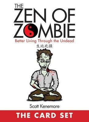 The Zen of Zombie Cover