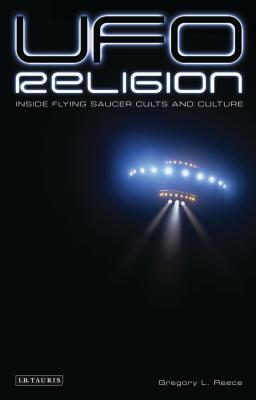 Cover for UFO Religion