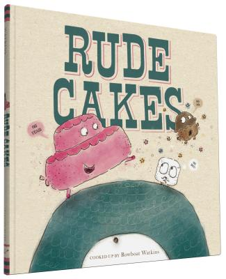 Rude Cakes Cover
