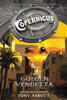 The Copernicus Legacy: The Golden Vendetta Cover Image