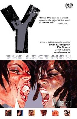 Y: The Last Man VOL 09: Motherland cover image