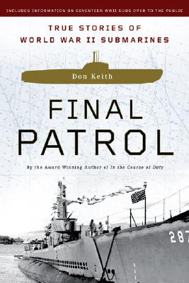 Cover for Final Patrol