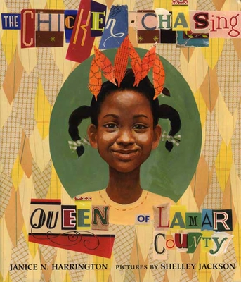 The Chicken-Chasing Queen of Lamar County Cover