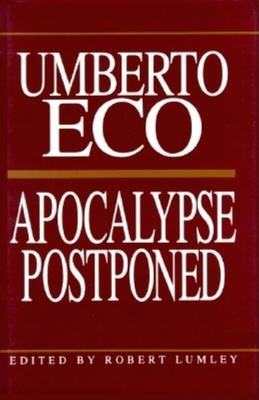 Apocalypse Postponed Cover