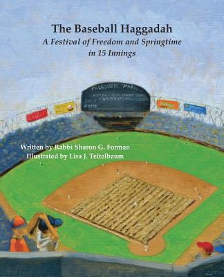 Cover for The Baseball Haggadah