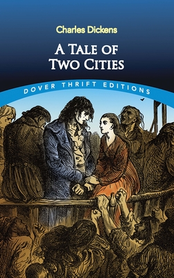 A Tale of Two Cities (Dover Thrift Editions) Cover Image