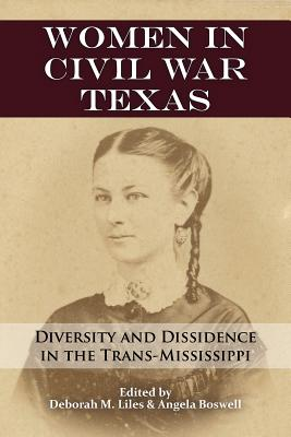 Women in Civil War Texas Cover