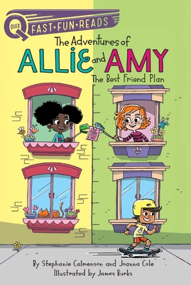 Cover for The Best Friend Plan