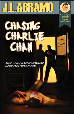 Cover for Chasing Charlie Chan