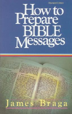 How to Prepare Bible Messages Cover