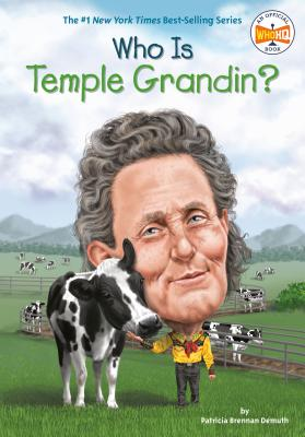 Who Is Temple Grandin? (Who Was?) Cover Image