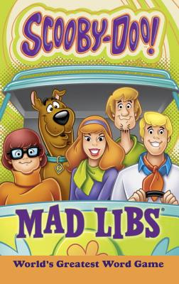 Scooby-Doo Mad Libs Cover Image