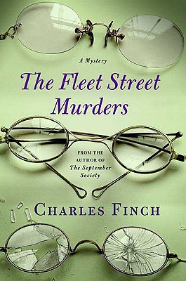 The Fleet Street Murders Cover Image