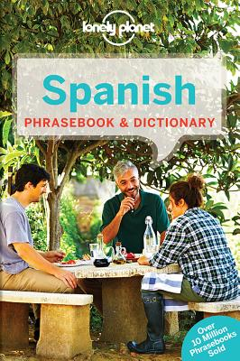 Spanish Phrasebook And Dict 7th Ed cover image