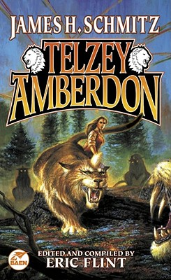 Cover for Telzey Amberdon