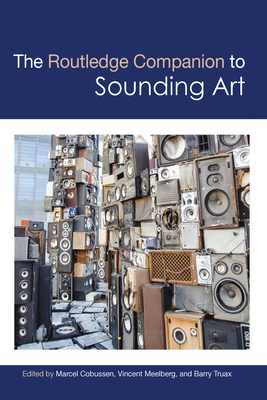 The Routledge Companion to Sounding Art Cover Image