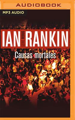 Causas Mortales (Narración En Castellano) Cover Image