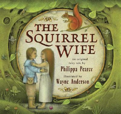 The Squirrel Wife Cover