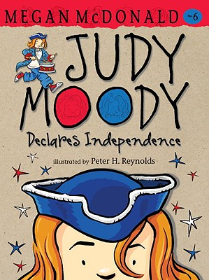 Judy Moody Declares Independence Cover