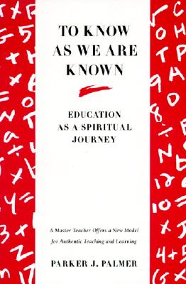 To Know as We Are Known Cover
