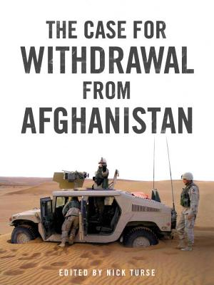 The Case for Withdrawal from Afghanistan Cover