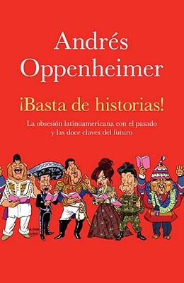 Basta de Historias! Cover